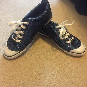 COACH Sequin Sneakers!